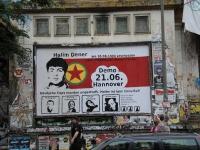Hamburg 2014: Zum 20. Todestag von Halim Dener
