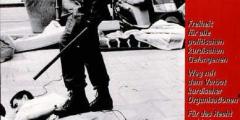 historisches Rote-Hilfe-Plakat für die PKK